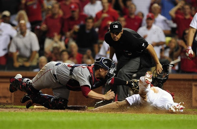 St. Louis Cardinals vs. Boston Red Sox 8/6/14 MLB Pick, Odds, Prediction