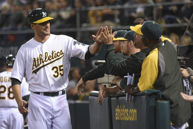 Oakland Athletics vs. Tampa Bay Rays Pick-Odds-Prediction - 8/6/14