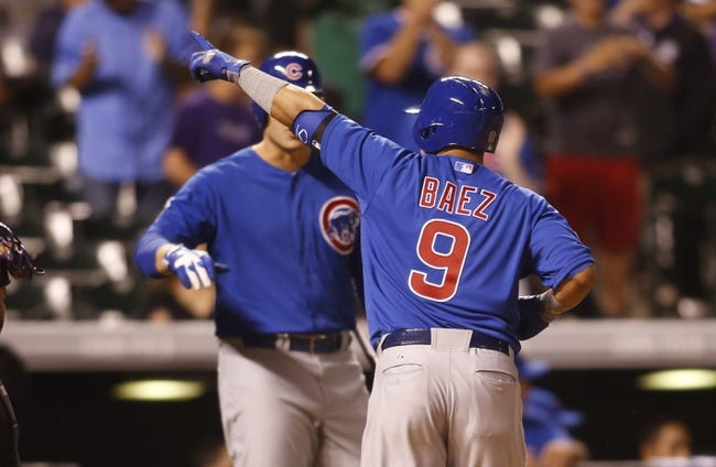 Colorado Rockies vs. Chicago Cubs Pick-Odds-Prediction - 8/6/14