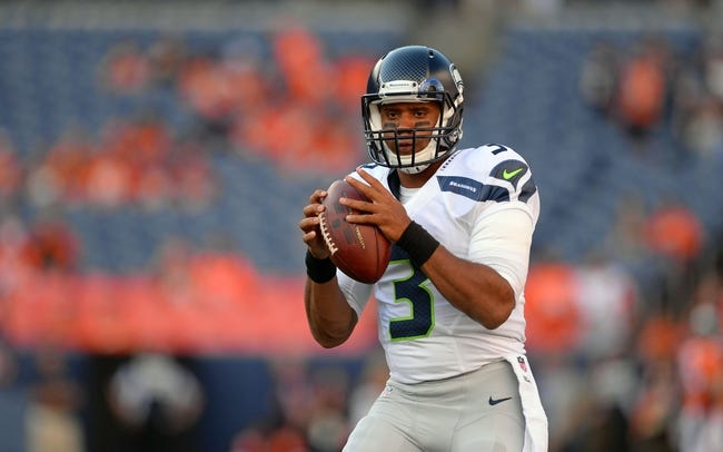 San Diego Chargers at Seattle Seahawks - 8/15/14