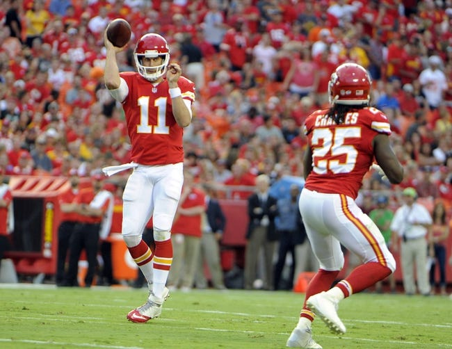 Kansas City Chiefs at Carolina Panthers Free Pick, Odds, Prediction 8/17/14