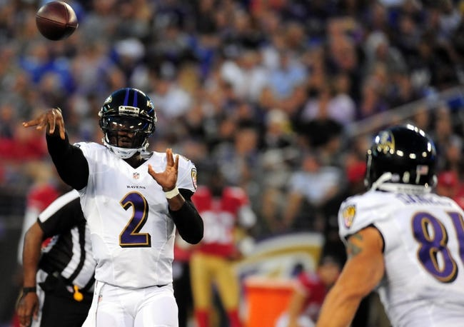 New Orleans Saints vs. Baltimore Ravens - 8/28/14 NFL Pick and Odds
