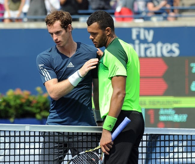 Jo-Wilfried Tsonga vs. Andy Murray 2014 US Open Pick, Odds, Prediction