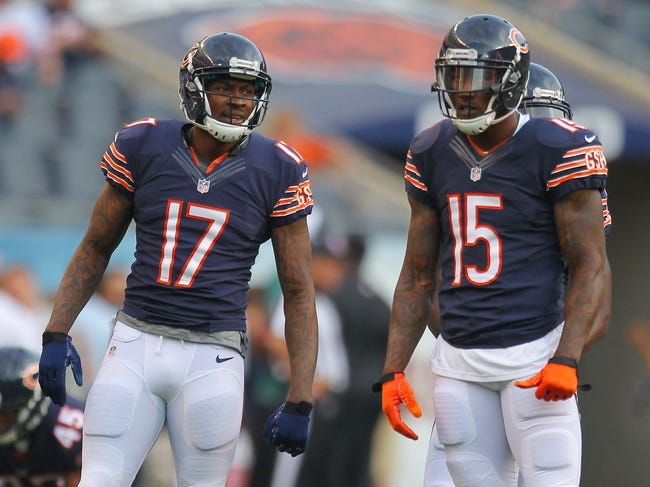 Chicago Bears vs. Buffalo Bills  9/7/14 NFL Pick, Odds, Prediction