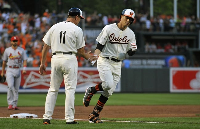 Baltimore Orioles vs. St. Louis Cardinals MLB Pick, Odds, Prediction 8/9/14