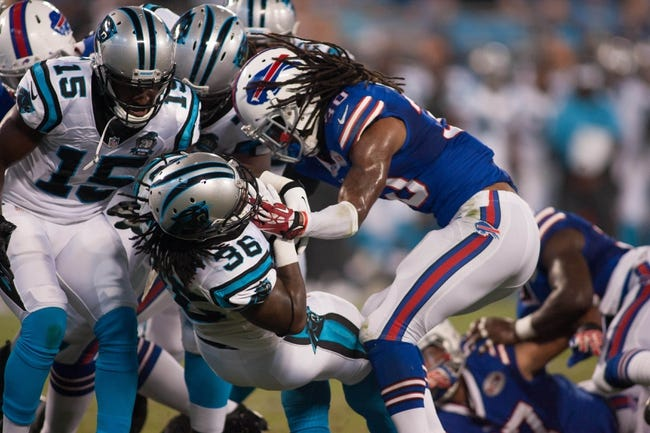 NFL | Carolina Panthers (8-9-1) at Buffalo Bills (9-7)
