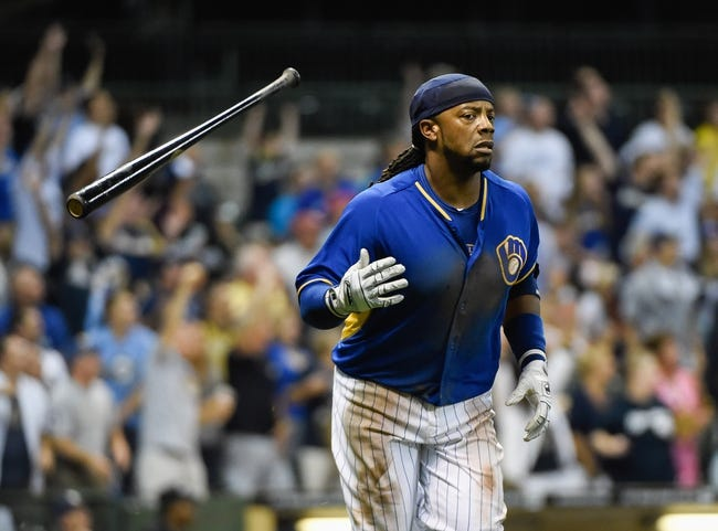 Milwaukee Brewers vs. Los Angeles Dodgers 8/9/14 MLB Pick, Odds, Prediction