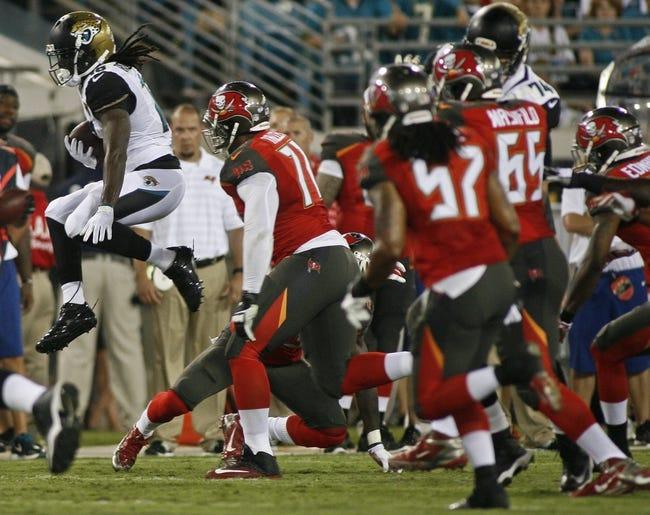 Tampa Bay Buccaneers vs. Jacksonville Jaguars - 10/11/15 NFL Pick, Odds, and Prediction