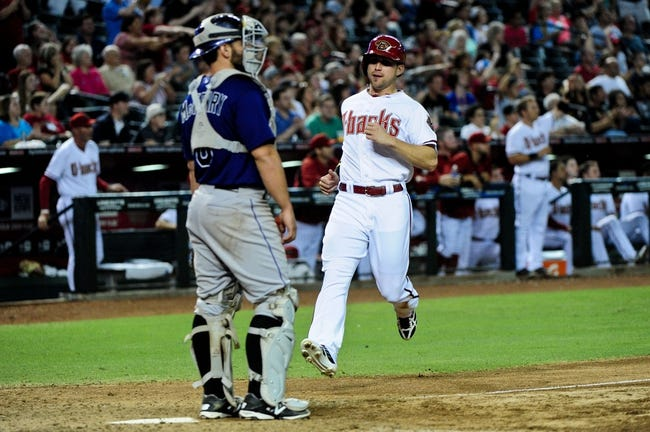 Arizona Diamondbacks vs. Colorado Rockies 8/9/14 Pick, Odds, Prediction