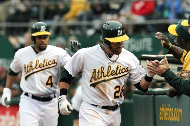 Oakland Athletics vs. Minnesota Twins 8/10/14 MLB Pick, Odds, Prediction