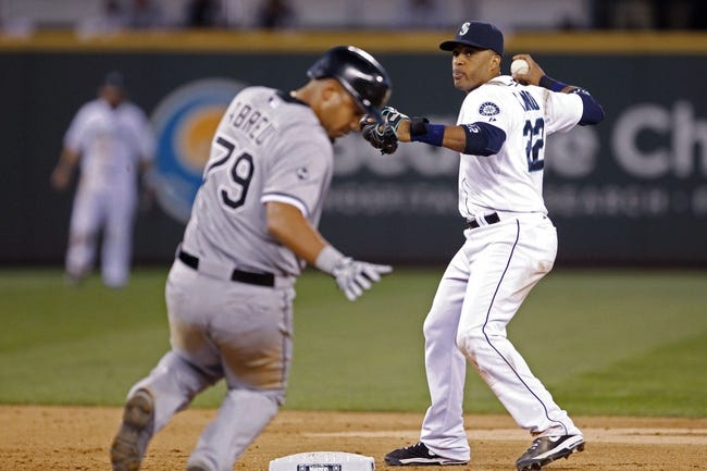 Seattle Mariners vs. Chicago White Sox MLB Pick, Odds, Prediction - 8/10/14