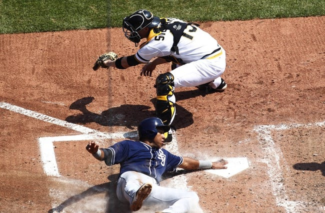 MLB | Pittsburgh Pirates (24-22) at San Diego Padres (23-25)