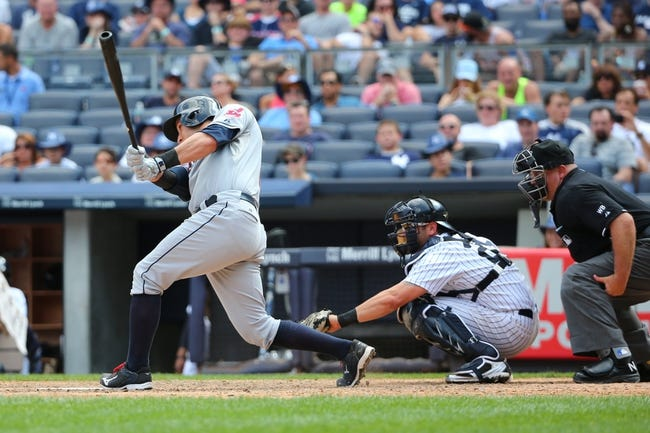 Indians vs. Yankees - 8/11/15 MLB Pick, Odds, and Prediction