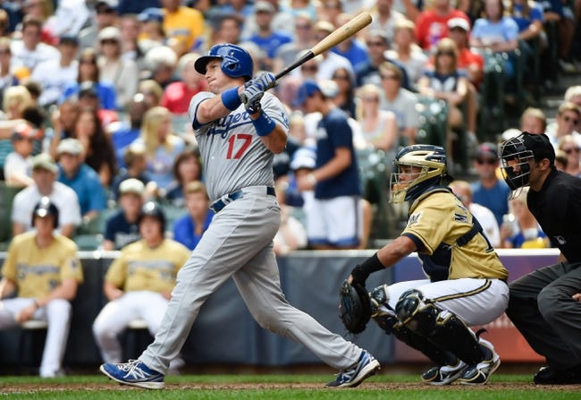 Los Angeles Dodgers vs. Milwaukee Brewers MLB Pick, Odds, Prediction - 8/15/14