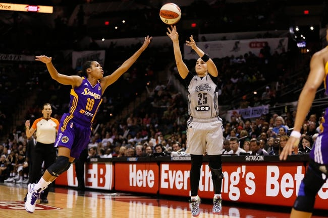 Dallas Wings vs. New York Liberty - 5/15/16 WNBA Pick, Odds, and Prediction
