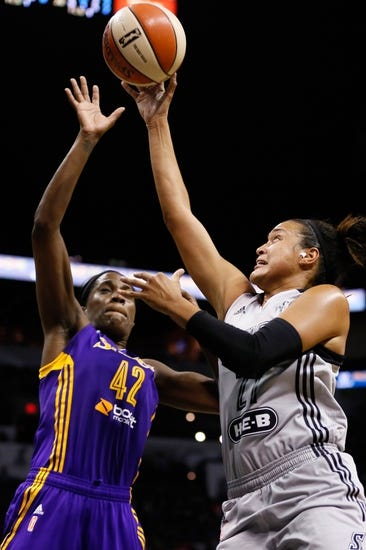 Los Angeles Sparks vs. San Antonio Stars - 8/2/15 WNBA Pick, Odds, and Prediction