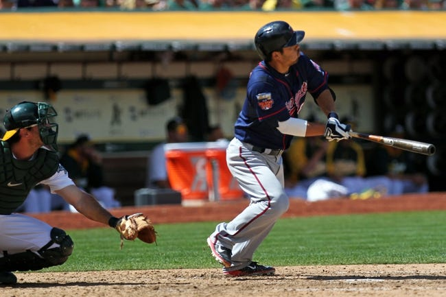 Twins vs. Athletics - 5/7/15 MLB Pick, Odds, and Prediction