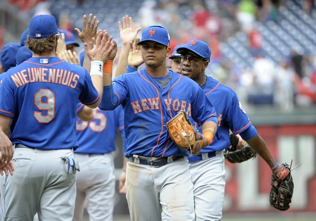 New York Mets vs. Philadelphia Phillies Pick-Odds-Prediction - 8/29/14