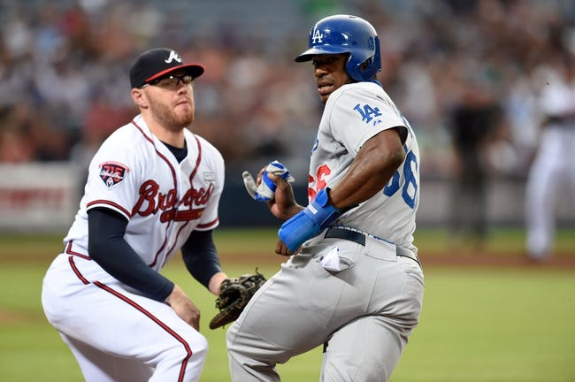 Atlanta Braves vs. Los Angeles Dodgers MLB Pick, Odds, Prediction  8/12/14
