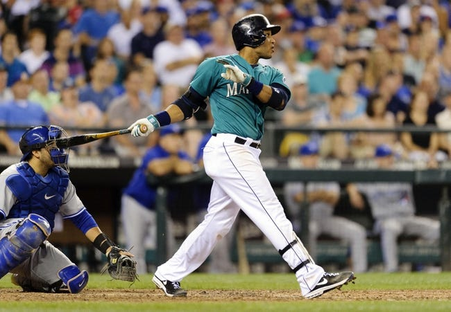 Seattle Mariners vs. Toronto Blue Jays Pick-Odds-Prediction - 8/12/14