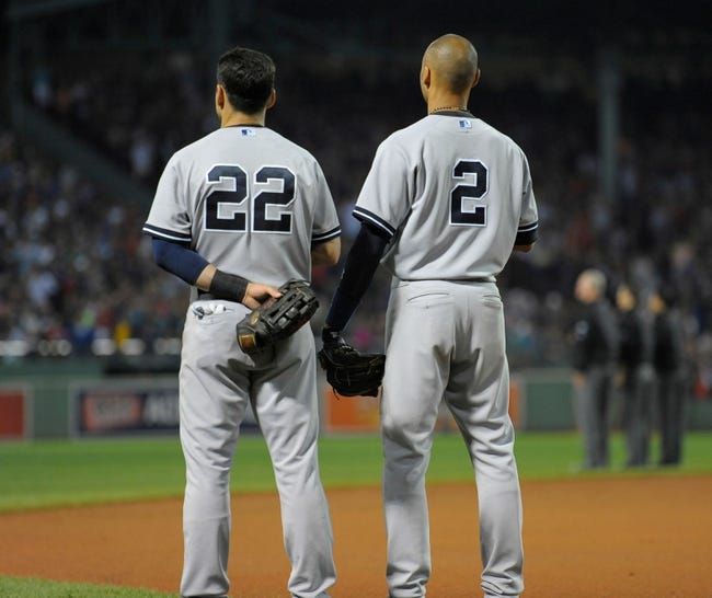 New York Yankees vs. Boston Red Sox 9/2/14 MLB Pick, Odds, Prediction