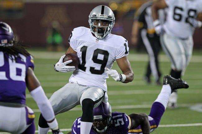Raiders vs. Vikings - 8/22/15 NFL Pick, Odds, and Prediction