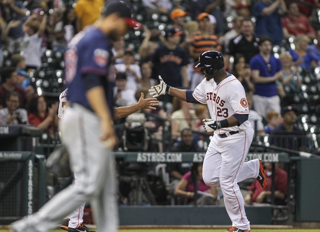 Houston Astros vs. Minnesota Twins MLB Pick, Odds, Prediction - 8/13/14