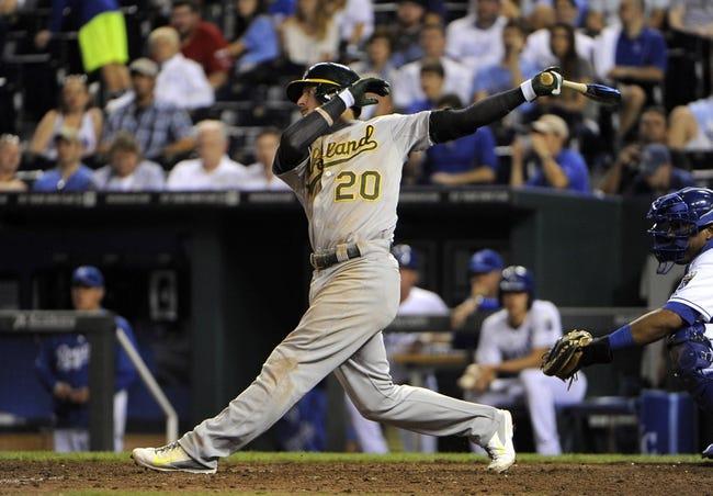 Kansas City Royals vs. Oakland Athletics MLB Pick, Odds, Prediction - 8/13/14
