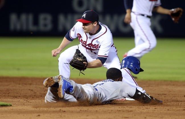 Atlanta Braves vs. Los Angeles Dodgers MLB Pick, Odds, Prediction - 8/14/14