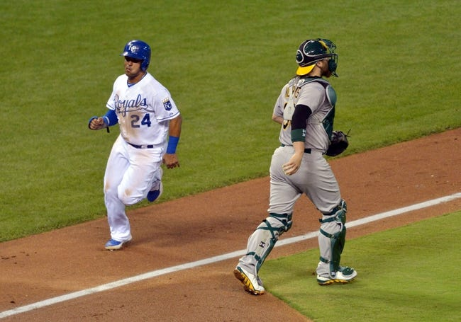 Kansas City Royals vs. Oakland Athletics 8/14/14 MLB Pick, Odds, Prediction