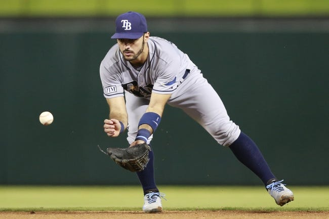 Texas Rangers vs. Tampa Bay Rays Pick-Odds-Prediction - 8/13/14