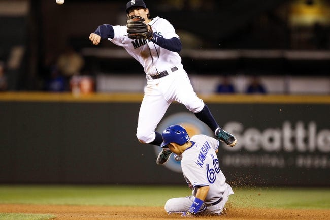 Toronto Blue Jays vs. Seattle Mariners Pick-Odds-Prediction - 9/22/14