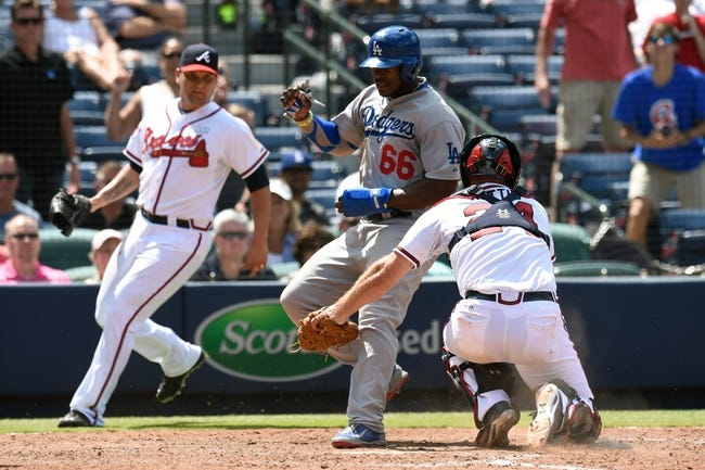 Los Angeles Dodgers vs. Atlanta Braves - 5/25/15 MLB Pick, Odds, and Prediction