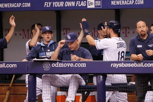 Tampa Bay Rays vs. New York Yankees MLB Pick, Odds, Prediction 8/16/14