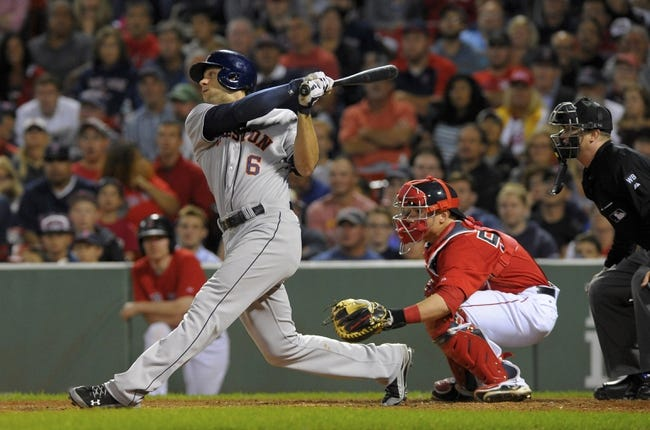 Boston Red Sox vs. Houston Astros MLB Pick, Odds, Prediction - 8/16/14