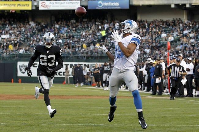Fantasy Football Draft 2014: Wide Receiver Value Picks