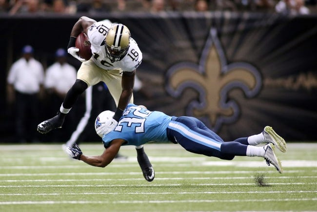 NFL | Tennessee Titans (1-6) at New Orleans Saints (4-4)