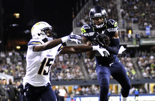 Seattle Seahawks at San Diego Chargers - 9/14/14 NFL Pick and Odds