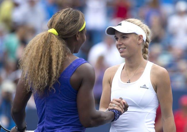 Caroline Wozniacki vs. Serena Williams 2014 US Open Pick, Odds, Prediction