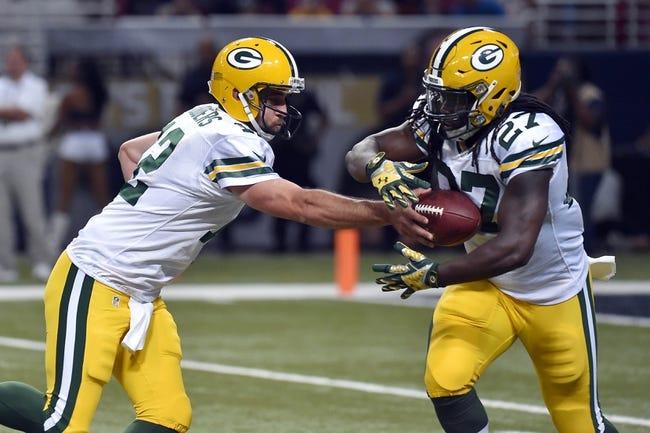 NFL Preseason Week 3 Green Bay Packers vs. Oakland Raiders - 8/22/14