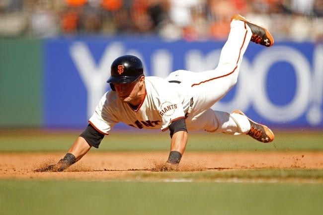 San Francisco Giants vs. Philadelphia Phillies 8/17/14 MLB Pick and Odds