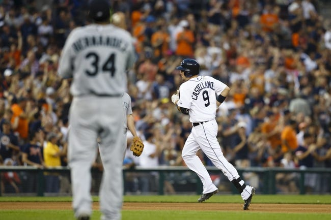 Detroit Tigers vs. Seattle Mariners MLB Pick, Odds, Prediction - 8/17/14