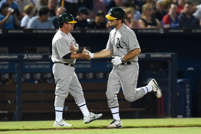 Atlanta Braves vs. Oakland Athletics Pick-Odds-Prediction - 8/17/14