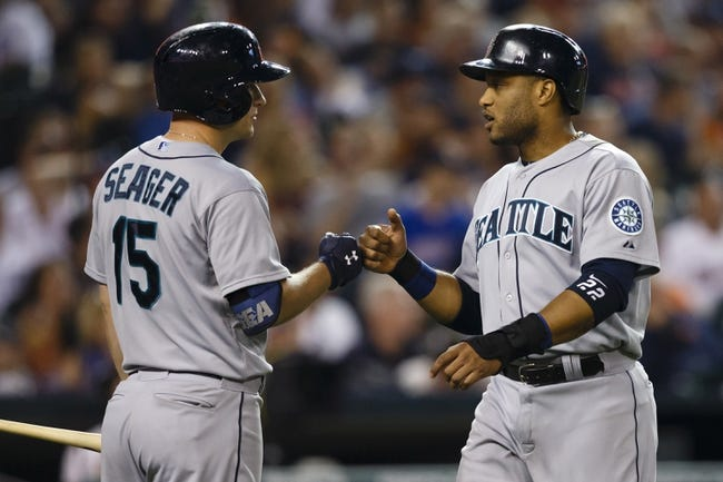 Philadelphia Phillies vs. Seattle Mariners MLB Pick, Odds, Prediction 8/20/14