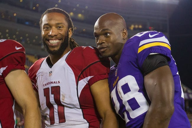Cardinals vs. Vikings - 12/10/15 NFL Pick, Odds, and Prediction