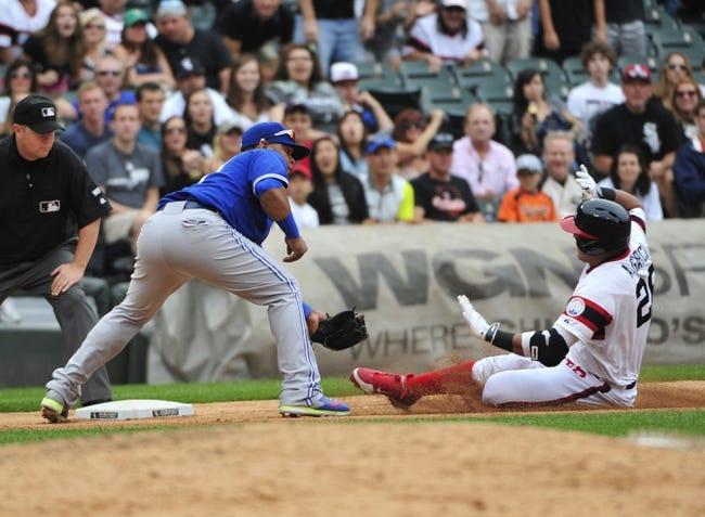 Toronto Blue Jays vs. Chicago White Sox - 5/25/15 MLB Pick, Odds, and Prediction