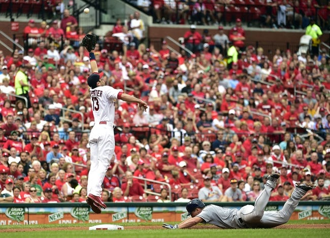 St. Louis Cardinals vs. San Diego Padres - 7/2/15 MLB Pick, Odds, and Prediction