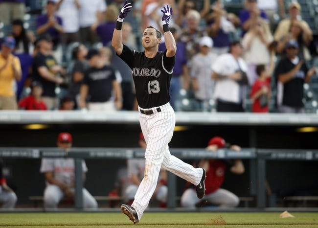 Cincinnati Reds vs. Colorado Rockies - 5/25/15 MLB Pick, Odds, and Prediction