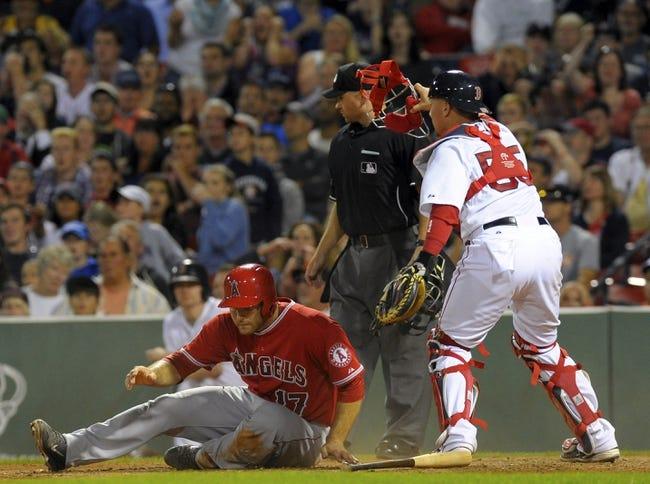 Boston Red Sox vs. Los Angeles Angels 8/19/14 MLB Pick, Odds, Prediction