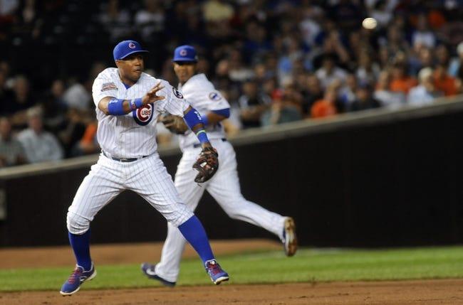 Chicago Cubs vs. San Francisco Giants Pick-Odds-Prediction - 8/21/14